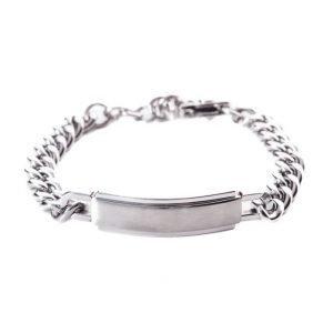 AROCK Lucad Bracelet Steel