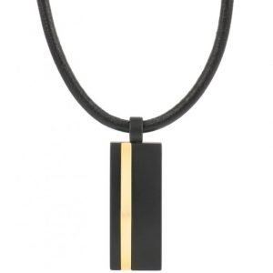 AROCK Moltas Necklace Black/Gold