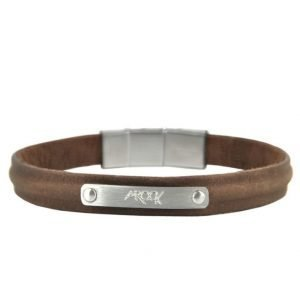 AROCK Rob Bracelet Brown/Steel