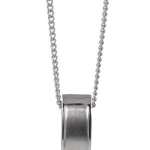 AROCK Ted Necklace Steel