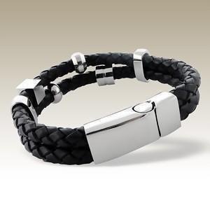 Absolut4u Armband + Halskedja kirurgstål