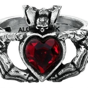 Alchemy Gothic Claddagh By Night Sormus