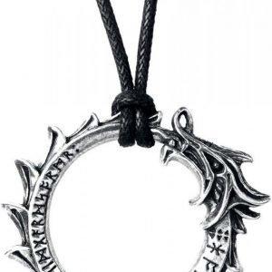 Alchemy Gothic Jormungand Kaulakoru