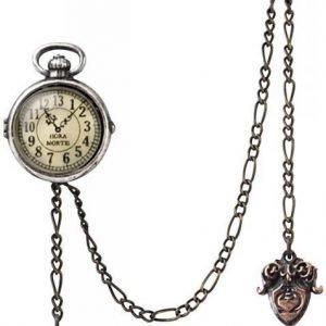 Alchemy Gothic Uncle Albert's Timepiece Korvanappi
