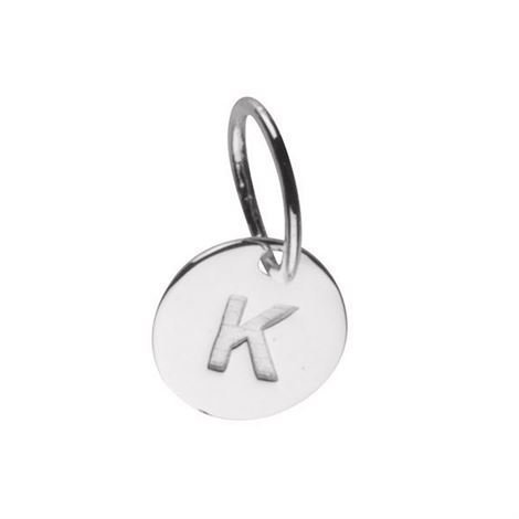 Annica Vallin Letter Charm Riipus K