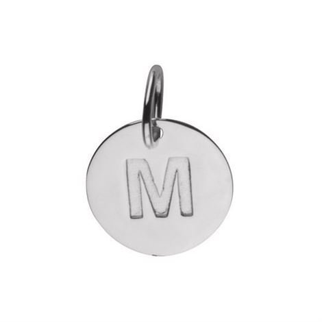 Annica Vallin Letter Charm Riipus M