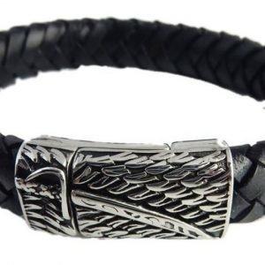 Armband äkta läder Fetto Swejuwel