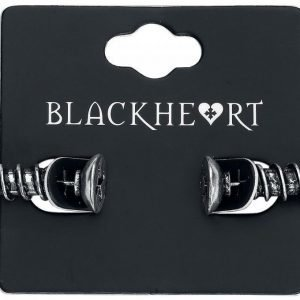 Blackheart Screw Korvanappi