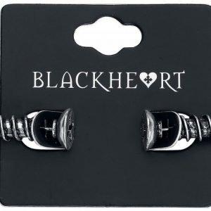 Blackheart Screw Korvanappi