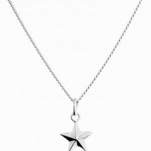 Blue Billie Star Charm Riipus Hopea