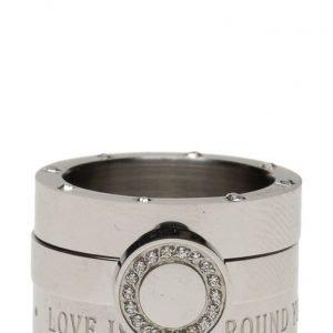 Bud to Rose Love Fingerring sormus