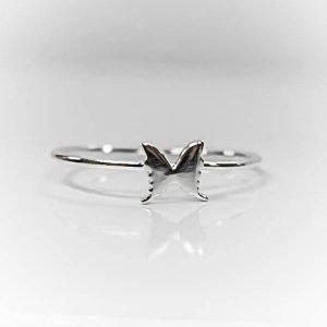 Carolina Gynning Petite Papillion Sormus 17 Mm