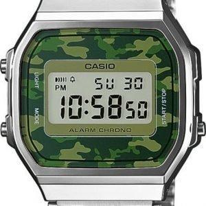 Casio A168WEC-1EF kello