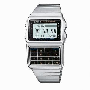 Casio Dbc-611E-1EF Kello Harmaa/Hopea