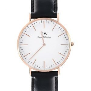 Daniel Wellington Sheffield Rose rannekello 40 mm