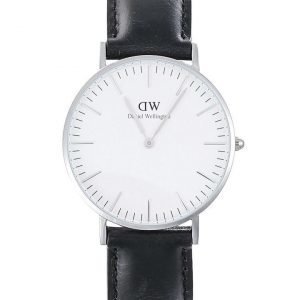 Daniel Wellington Sheffield Silver rannekello 36 mm