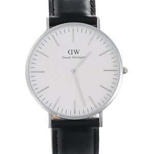 Daniel Wellington Sheffield Silver rannekello 40 mm
