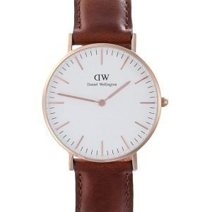 Daniel Wellington St. Mawes Rose rannekello 36 mm