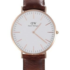 Daniel Wellington St. Mawes Rose rannekello 40 mm