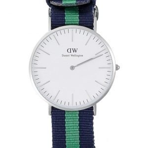 Daniel Wellington Warwick Silver rannekello 40 mm