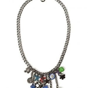 Desigual Collar Charms kaulakoru