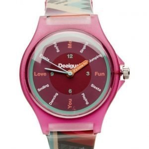 Desigual Watch 1 Aw15 kello
