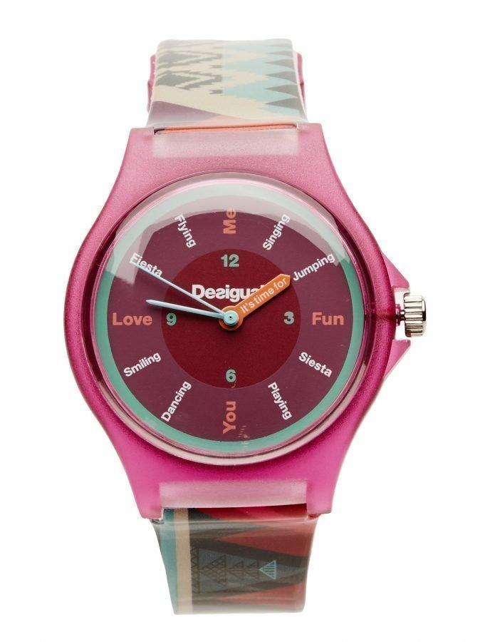 Desigual Watch 1 Aw15 kello