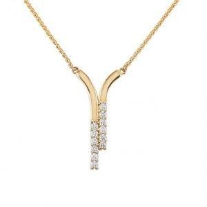 Diemer Diamant Kaulakoru Valkoinen