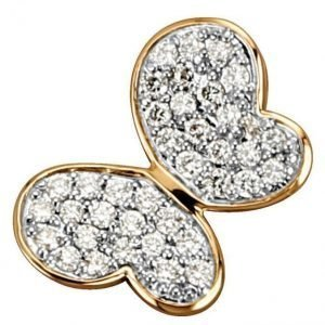 Diemer Diamant Perhosriipus Valkoinen