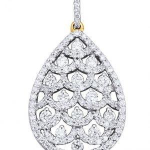 Diemer Diamant Riipus Valkoinen