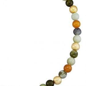Diemer Farbstein Jadekaulakoru Monivärinen