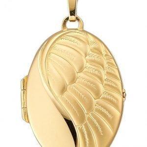 Diemer Gold Medaljonki Keltainen