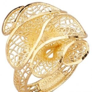 Diemer Gold Naisten Sormus Kullankeltainen