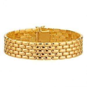 Diemer Gold Rannekoru Keltainen