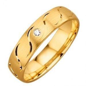 Diemer Hochzeit Kihlasormus Keltainen