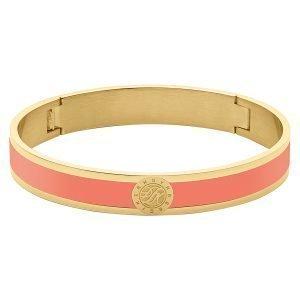 Dyrberg / Kern Pennika Ii Rannekoru Kulta / Vaaleanpunainen