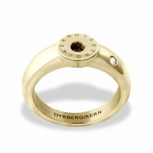 Dyrberg / Kern Sormus 3 Ii Kulta