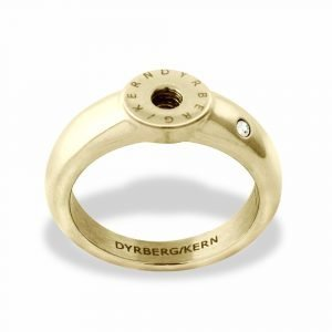 Dyrberg / Kern Sormus 3 Iii Kulta