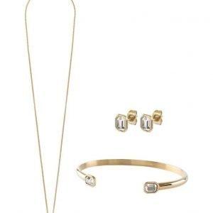 Dyrberg/Kern Princess Jewellery Set rannekoru