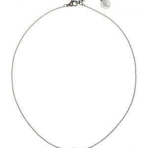 Edblad Crown Necklace Double Steel kaulakoru