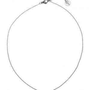 Edblad Crown Necklace Mini Steel kaulakoru