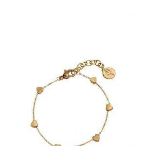 Edblad Heart Bracelet Mini Multi rannekoru