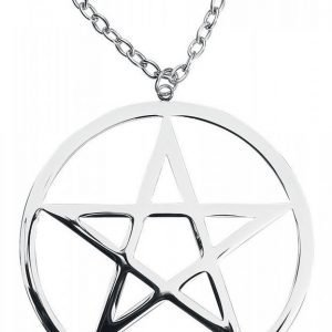 Etnox Hard And Heavy Big Pentagram Kaulakoru