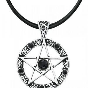 Etnox Magic And Mystic Black Pentagram Riipus