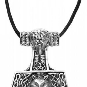 Etnox Magic And Mystic Silver Mystic Thor's Hammer Riipus