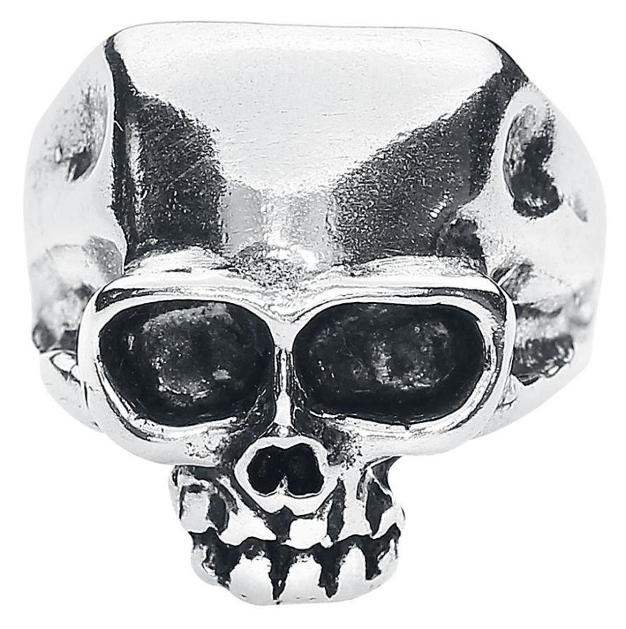 Etnox Premium Big Skull Sormus