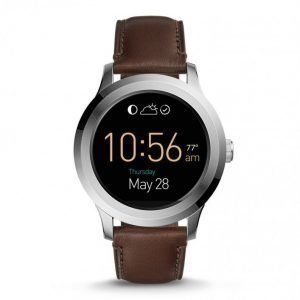 Fossil Q Founder Smartwatch Kello Leather
