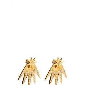 Gaia Jewels Viol With Zirconia korvakorut