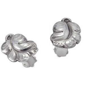 Georg Jensen Collection Klipsit Hopea
