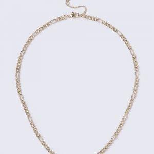 Gina Tricot Gold Look Single Chain Necklace Kaulakoru